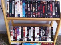 Assorted VHS Movies in Ramstein, Germany