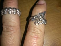 Sterling Silver Rings in The Woodlands, Texas