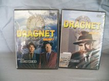 Dragnet Classic DVDs Vol 2 & 3 in Kingwood, Texas