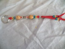 Beaded Keychain in Spring, Texas