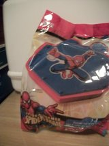 #6445 SPIDERMAN DISPOSABLE CAKE PANS AND TOPPERS(2 in Fort Hood, Texas