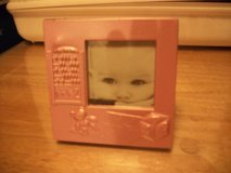 #6433 BABY PICTURE FRAME 4 X 4 GIRL in Fort Hood, Texas
