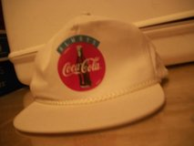 #6433 ADULT SIZE COCA-COLA BALL CAP BALLCAP NEW in Fort Hood, Texas