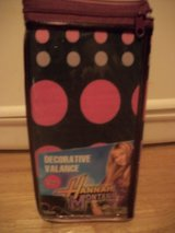 #6300 HANNAH MONTANA DECORATIVE VALANCE 84 X 15 NE in Fort Hood, Texas