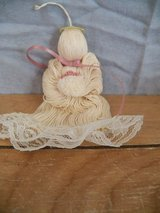 Silky Yarn Angel in Spring, Texas